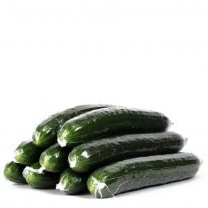 Komkommers folie