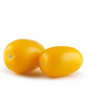 Pruimtomaten geel