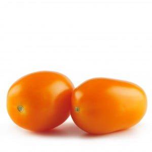 Pruimtomaten oranje
