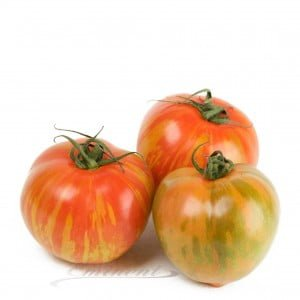 Tomaten tijgerella rood