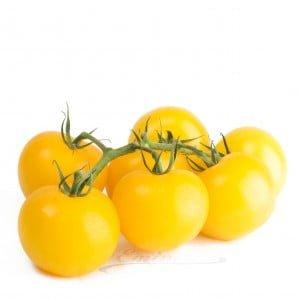 Trostomaten geel
