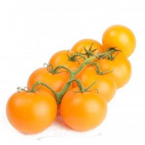 Trostomaten oranje